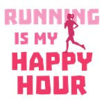 Running Is My Happy Hour