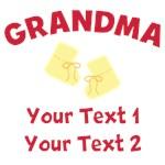 Personalized Grandparent Shirts
