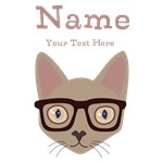 Personalized Cat
