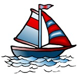 Sail Boat Shirts and Products