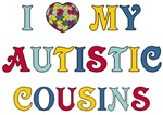 I Love My Autistic Cousins Products