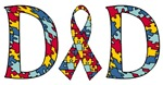 Autism Ribbon Dad Merchandise