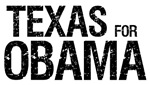 Texas For Obama T-shirts