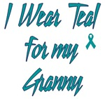 Ovarian Cancer Support Granny Shirts