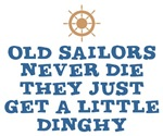 Old Sailors Humor T-shirts