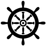 Ship's Wheel T-shirts