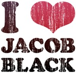 I Love Jacob Black Shirt