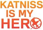 Katniss Is My Hero Shirts
