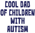 Dad Of Children With Autism Shirts