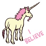 I Believe In Unicorns Shirts