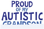 Proud Of My Autistic Grandson Shirts