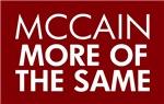 Anti-McCain Banners