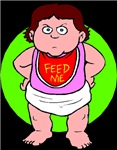 baby feed me