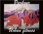 parkour graffiti
