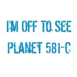 Planet Gliese 581c T-Shirts & Gifts