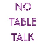 No Table Talk Euchre Player T-Shirts & Gifts