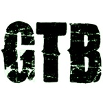 GTB Black Logo