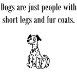 Dogs Are Humans Too