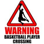 Warning: Basketball Player