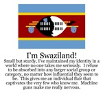 Swaziland (CQ)