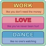 Work Love Dance