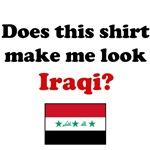 Does This Shirt Make Me Look Iraqi?