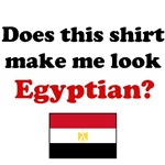 Does This Shirt Make Me Look Egyptian?