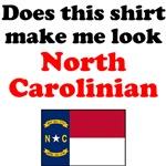 Does This Shirt Make Me Look North Carolinian?