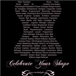 Celebrate Your Shape