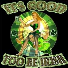 It's Good To be Irish