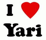 I Love Yari