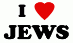 I Love JEWS