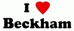 I Love Beckham
