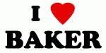 I Love BAKER