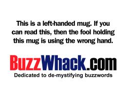 Left-handed mugs