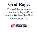 Grid Rage