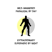 Superhero Paralegal
