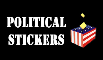 Political Stickers