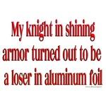 Knight in Foil