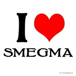 White Smegma Shirt