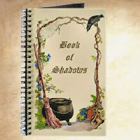 Blank Journals and Books of Shadows