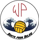Death from Below (water polo t-shirt)