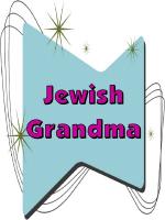 JEWISH GRANDMA