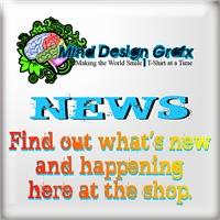 MDG T-Shirt Shop News