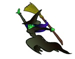 Witch Pounce