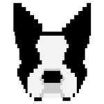 8-Bit Boston Terrier