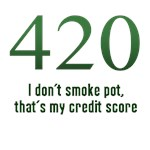420 I Don't Smoke Pot