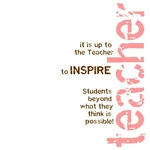 Teacher's Inspire Quote Store