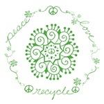 TRIBAL PEACE WREATH