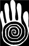 Sacred Hand - White